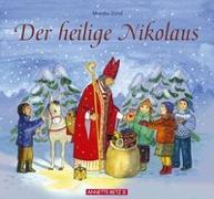 Cover-Bild zu Der heilige Nikolaus von Zünd, Monika