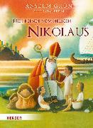 Cover-Bild zu Die Legende vom heiligen Nikolaus - Midi - von Grün, Anselm