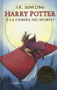 Cover-Bild zu Harry Potter 2 e la camera dei segreti von Rowling, Joanne K.