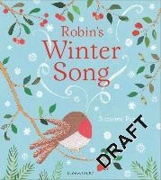 Cover-Bild zu Robin's Winter Song von Barton, Suzanne