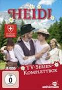 Cover-Bild zu Heidi TV-Serien - Komplettbox - Mundart Version von Flaadt, Tony (Reg.)