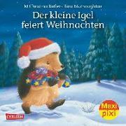 Cover-Bild zu Carlsen Verkaufspaket. Maxi-Pixi 193. Der kleine Igel feiert Weihnachten von Butler, M Christina