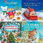 Cover-Bild zu Maxi-Pixi-Serie Nr. 62: Bald nun ist Weihnachtszeit von Butler, M Christina