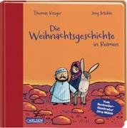 Cover-Bild zu Die Weihnachtsgeschichte in Reimen von Krüger, Thomas