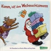Cover-Bild zu Komm, hilf dem Weihnachtsmann von Reider, Katja