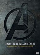 Cover-Bild zu Avengers 1-4 (4 Disc) von Russo, Anthony (Reg.)
