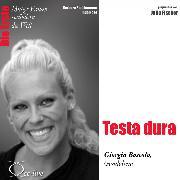 Cover-Bild zu Testa Dura - Die Gondoliera Giorgia Boscolo (Audio Download) von Sichtermann, Barbara