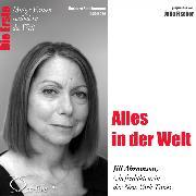 Cover-Bild zu Alles in der Welt - Die New York Times-Chefredakteurin Jill Abramson (Audio Download) von Sichtermann, Barbara