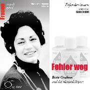 Cover-Bild zu Fehler weg - Bette Graham und das Liquid Paper (Audio Download) von Sichtermann, Barbara