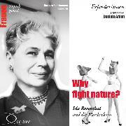 Cover-Bild zu Why Fight Nature? Ida Rosenthal und die Maidenform (Audio Download) von Sichtermann, Barbara