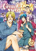 Cover-Bild zu Inoue, Kenji: Grand Blue Dreaming 12