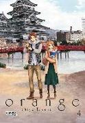 Cover-Bild zu Takano, Ichigo: Orange, Band 4