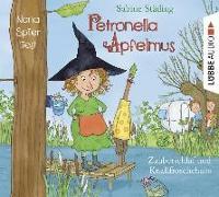 Cover-Bild zu Städing, Sabine: Petronella Apfelmus - Zauberschlaf und Knallfroschchaos