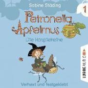 Cover-Bild zu Städing, Sabine: Petronella Apfelmus - Die Hörspielreihe