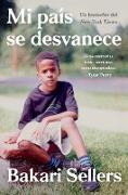 Cover-Bild zu Sellers, Bakari: My Vanishing Country \ Mi país se desvanece (Spanish edition) (eBook)