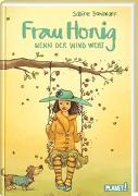 Cover-Bild zu Bohlmann, Sabine: Frau Honig 3: Wenn der Wind weht