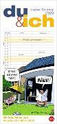 Cover-Bild zu Butschkow, Peter: Butschkow: Planer für zwei - Du & ich Kalender 2022