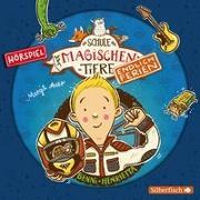 Cover-Bild zu Auer, Margit: Benni und Henrietta - Das Hörspiel