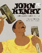 Cover-Bild zu Keats, Ezra Jack: John Henry: An American Legend
