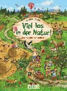 Cover-Bild zu Loewe Naturkind (Hrsg.): Viel los in der Natur!