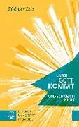 Cover-Bild zu Lux, Rüdiger: Unser Gott kommt und schweiget nicht (eBook)