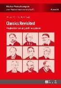 Cover-Bild zu Walker, Alastair G. H. (Hrsg.): Classics Revisited (eBook)