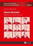Cover-Bild zu Walker, Alastair G. H. (Hrsg.): Classics Revisited