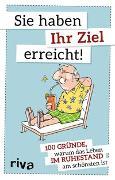 Cover-Bild zu riva Verlag: Sie haben Ihr Ziel erreicht