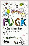 Cover-Bild zu riva Verlag: FUCK - Das Ausfüllbuch