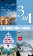 Cover-Bild zu Wulf, Kirsten: Mörderisches Italien (3in1-Bundle) (eBook)