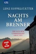 Cover-Bild zu Koppelstätter, Lenz: Nachts am Brenner (eBook)