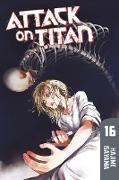 Cover-Bild zu Isayama, Hajime: Attack on Titan 16