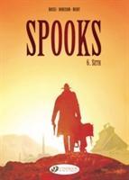 Cover-Bild zu Dorison, Xavier: Seth