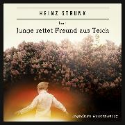 Cover-Bild zu Strunk, Heinz: Junge rettet Freund aus Teich (Audio Download)