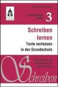 Cover-Bild zu Payrhuber, Franz-Josef: Schreiben lernen