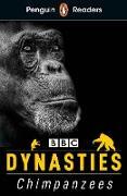 Cover-Bild zu Moss, Stephen: Penguin Readers Level 3: Dynasties: Chimpanzees (ELT Graded Reader) (eBook)