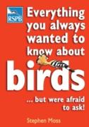 Cover-Bild zu Moss, Stephen: Everything You Always Wanted To Know About Birds . . . But Were Afraid To Ask (eBook)