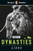 Cover-Bild zu Moss, Stephen: Penguin Readers Level 1: Dynasties: Lions (ELT Graded Reader)