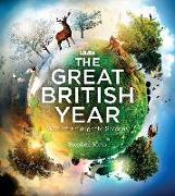 Cover-Bild zu Moss, Stephen: The Great British Year (eBook)