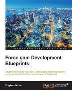 Cover-Bild zu Moss, Stephen: Force.com Development Blueprints (eBook)