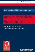 Cover-Bild zu Fischer, Irmtraud (Reihe Hrsg.): Antike christliche Apokryphen (eBook)