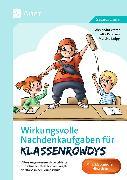 Cover-Bild zu Vetter, Alexandra: Wirkungsvolle Nachdenkaufgaben für Klassenrowdys