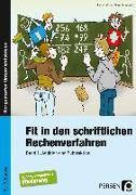 Cover-Bild zu Gellner, Lars: Fit in den schriftlichen Rechenverfahren 1
