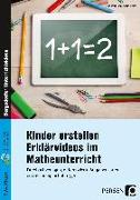Cover-Bild zu Petersen, Silke: Kinder erstellen Erklärvideos im Matheunterricht