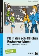 Cover-Bild zu Gellner, Lars: Fit in den schriftlichen Rechenverfahren