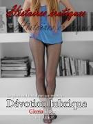 Cover-Bild zu eBook Dévotion lubrique - histoires érotiques