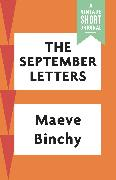 Cover-Bild zu Binchy, Maeve: The September Letters (eBook)