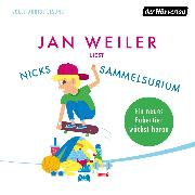 Cover-Bild zu Nicks Sammelsurium (Audio Download) von Weiler, Jan