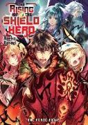 Cover-Bild zu Yusagi, Aneko: The Rising Of The Shield Hero Volume 09 : Light Novel