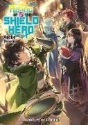 Cover-Bild zu Yusagi, Aneko: The Rising Of The Shield Hero Volume 17: Light Novel